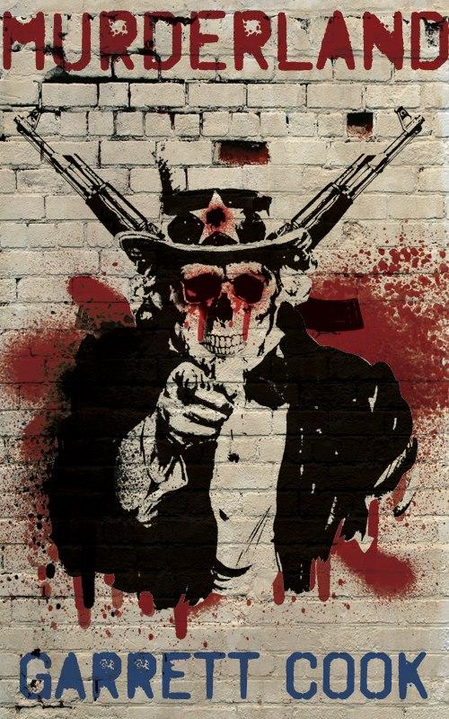 Murderland cover
